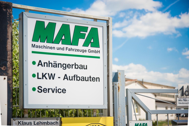 Unternehmen   MAFA - Maschinen und Fahrzeuge GmbH