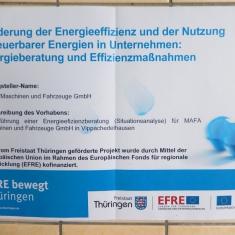 Förderung von Energieeffizienzmaßnahmen