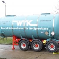 Sattel- und Anhängerfahrgestelle für Entsorgungsfahrzeuge, sonstige Versorgungsfahrzeuge